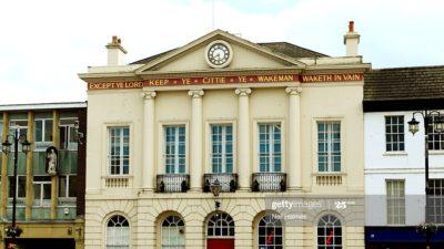 Ripon Bail Bonds | Ripon Town Hall