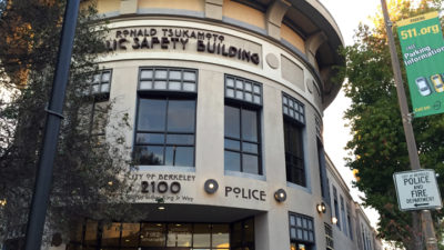 Berkeley City Jail Bail Bonds | Berkeley Police Station