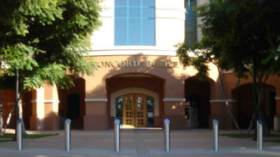 Concord Police Jail Bail Bonds | The Police Jail is the first holding area.