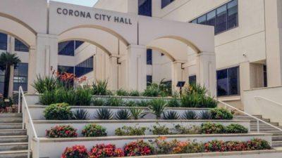 Corona Bail Bonds | Corona City Hall