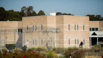Richmond Jail Bail Bonds | Outside Richmond Jail