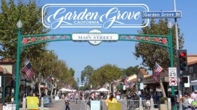Garden Grove Bail Bonds | City of Garden Grove