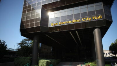 San Bernardino Bail Bonds | San Bernardino City Hall