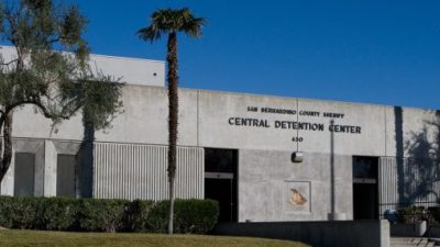 County Sheriff Detention Center Bail Bonds
