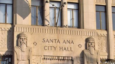 Santa Ana Bail Bonds | Santa Ana City Hall